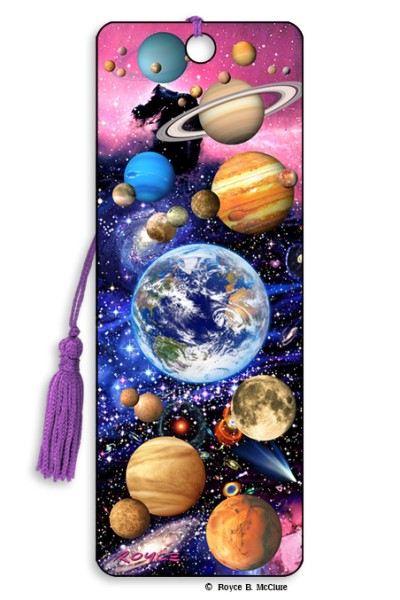 You Are Here Bookmark