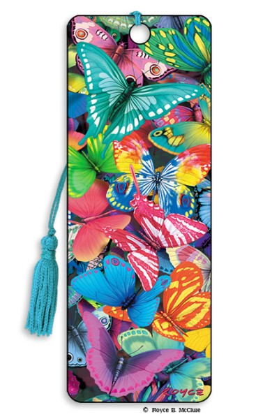 Butterfly Magic Bookmark