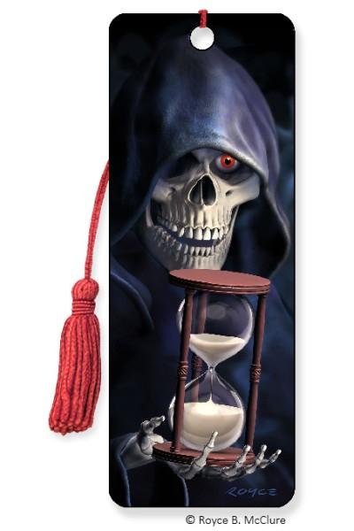 Grim Reaper Bookmark